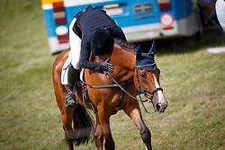 Kluytmans Ilonka, NED, Canna There He Is<br /> European Championship Eventing Landelijke Ruiters - Tongeren 2017<br /> © Hippo Foto - Dirk Caremans<br /> 30/07/2017