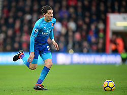 Hector Bellerin of Arsenal - Mandatory by-line: Alex James/JMP - 14/01/2018 - FOOTBALL - Vitality Stadium - Bournemouth, England - Bournemouth v Arsenal - Premier League