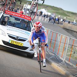 Olympia's Tour 2013 proloog Katwijk Berden de Vries