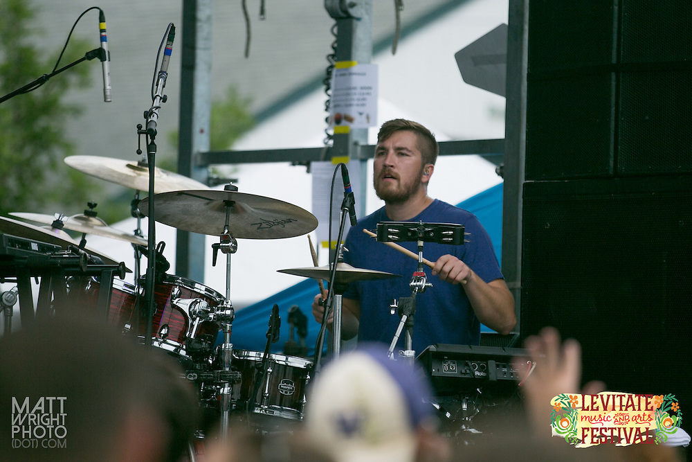 Moon Taxi performs at Levitate Arts and Music Festival in Marshfield, MA. (Photo Cred: www.mattwrightphoto.com)