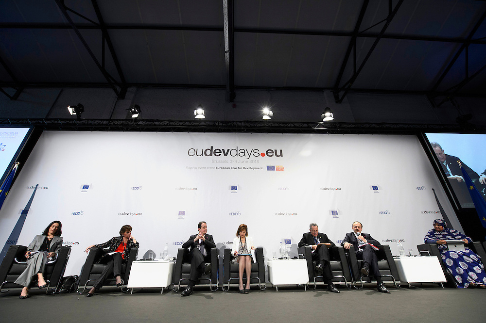 03 June 2015 - Belgium - Brussels - European Development Days - EDD - Gender - Ending gender inequality by 2030! © European Union
