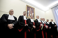 Ceremony for Vatican Judicial New Year