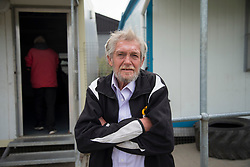 "Joe Perez, 72, a retired sea captain, originally from Spain, is being sheltered by Night Shelters' extended facilities in Somerset West, during the government-mandated lockdown in South Africa. <br /> When the lockdown started on March 27, everyone was told to stay at home. The police asked Perez and a few other people he was staying with on the streets with to get ready for a bus ride to a central mass shelter here in Cape Town. But the buss never came, so the retiree was taken care of by Night Shelter here in Somerset West, he explains, today, Tuesday, April 21, 2020. <br /> The retiree has been homeless for nine months, since he arrived in South Africa and was robbed upon arrival. His passport, money and credit cards were stolen. That's why he ended up on the streets (or sand dunes) of South Africa, he explains. ""That's when I was robbed the first time,"" he said. ""And they kept robbing me. I'm old and I'm a soft target."" <br /> Perez, who lives in Namibia, says he's been waiting for his new passport to arrive by boat from Spain. It's now at the embassy, and he hopes to retrieve it and a flight home to Namibia, where he resides, as soon as lockdown is over. While the heart patient very much appreciates all that the shelter staff has done for him, Perez never wants to come back to South Africa. ""South Africa will never see me again because of the crime, the skollies, and the drugs,"" he says. But Perez says he's made two life-long friends on the streets whom he wants to bring home with him. PHOTO: EVA-LOTTA JANSSON"