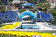 May 20-24, 2015: Monaco Grand Prix - Monaco Grand Prix atmosphere outside the casino.
