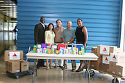 School supplies donated by Citgo.