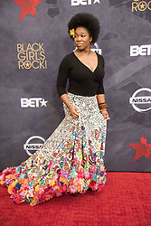 August 6, 2017 - New Jersey, U.S - INDIA ARIE, at the Black Girls Rock 2017 red carpet. Black Girls Rock 2017 was held at the New Jersey Performing Arts Center in Newark New Jersey. (Credit Image: © Ricky Fitchett via ZUMA Wire)