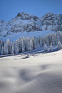 Alpstein mountain