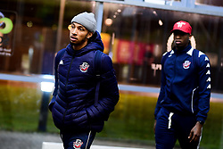 Gentry Thomas of Bristol Flyers and Fred Thomas of Bristol Flyers arrives at SGS Wise Arena prior to kick off - Photo mandatory by-line: Ryan Hiscott/JMP - 06/12/2019 - BASKETBALL - SGS Wise Arena - Bristol, England - Bristol Flyers v Sheffield Sharks - British Basketball League Championship