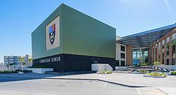 New Cranleigh private international school on Saadiyat Island in Abu Dhabi United Arab Emirates