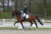 Petra van Esch - Fido Dido<br /> Wildcard dag WK Jonge Dressuurpaarden 2011<br /> © DigiShots