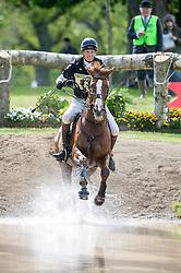 Fox Pitt William, (GBR), Chilli Morning<br /> Cross Country<br /> Mitsubishi Motors Badminton Horse Trials - Badminton 2015<br /> © Hippo Foto - Jon Stroud<br /> 09/05/15