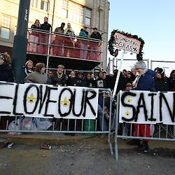 02-09-2010 Super Bowl XLIV New Orleans Saints Victory Parade