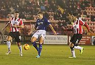 Exeter City v Chesterfield 201213