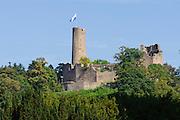 Burgruine Windeck, Weinheim, Baden-Württemberg, Deutschland | Castle ruins Windeck, Weinheim, Baden-Wurttemberg, Germany