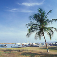 Marina en Bahia de Pozuelos, Puerto La Cruz, Anzoategui, Venezuela