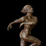 """Go Girl"" by Sumner Winebaum (detail)"