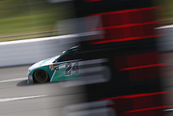 June 1, 2018 - Long Pond, Pennsylvania, United States of America - William Byron (24) takes to the track to practice for the Pocono 400 at Pocono Raceway in Long Pond, Pennsylvania. (Credit Image: © Justin R. Noe Asp Inc/ASP via ZUMA Wire)