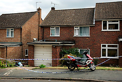 UK ENGLAND HIGH WYCOMBE 15AUG06 - General view of the home of Don Stewart-Whyte, a recent convert to Islam who lived at 31 Hepplewhite Close in Totteridge, High Wycombe, where Police are investigating an alleged bomb plot...jre/Photo by Jiri Rezac..© Jiri Rezac 2006..Contact: +44 (0) 7050 110 417.Mobile:  +44 (0) 7801 337 683.Office:  +44 (0) 20 8968 9635..Email:   jiri@jirirezac.com.Web:    www.jirirezac.com..© All images Jiri Rezac 2006 - All rights reserved.