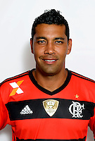 "Brazilian Football League Serie A /<br /> ( Clube de Regatas do Flamengo ) -<br /> Andre Clarindo dos Santos "" ANDRE SANTOS """