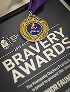 AJ Diamond Bravery Awards, Ronald McDonald House, Perth.