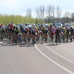 17-04-2016: Wielrennen: Ronde van Gelderland: Apeldoorn    <br /> APELDOORN (NED) wielrennen