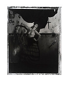 """""""Surfer Rosa #1"""", (1988/2003). Artist's Proof. Image Size: 25.5cm x 31.5cm, Paper Size: 30cm x 40cm, selenium toned silver gelatin print. Each silver gelatin print has been split-selenium toned using archival methods and is stamped, titled, signed on the reverse. Please email me at info@simon-larbalestier.co.uk for pricing, availability and shipping info. All prints are shipped from the United Kingdom."""