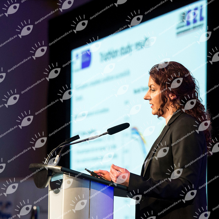 Jane Saycell<br /> FINA 4th World Aquatics Convention<br /> Medical Congress Windsor  Dec. 3rd, 2016<br /> Caesar's Casino - Windsor Ontario Canada CAN <br /> 20161203 Caesar's Casino - Windsor Ontario Canada CAN <br /> Photo &copy; Giorgio Scala/Deepbluemedia/Insidefoto