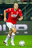 ALKMAAR - 19-12-2015, AZ - FC Utrecht, AFAS Stadion, 2-2, AZ speler Ron Vlaar,