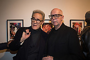 PETER YORK, NEIL TENNANT, Them, Redfern Gallery PV. Cork St. London. 22 January 2020