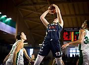 Sophie Brunner<br /> Passalacqua Trasporti Ragusa - Fixi Piramis Torino<br /> LBF Legabasket Femminile 2017/2018<br /> Ragusa, 01/10/2017<br /> Foto ElioCastoria / Ciamillo - Castoria