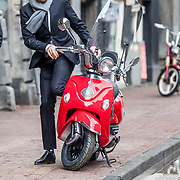 NLD/Amsterdam//20170309 - Herdenkingsdienst Guus Verstraete, Ruben Nicolai