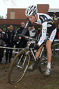 BELGIUM / BELGIQUE / BELGIE / CYCLOCROSS / VELDRIJDEN / CYCLO-CROSS / CYCLING / OVERIJSE / DRUIVENCROSS / ELITE / JENS ADAMS /