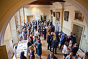 Guests at the Ashden Awards ceremony reception, Royal Geographical Society, London