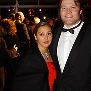Miljonairfair 2004, Dennis van der Geest en vrouw Zaina Mohamed