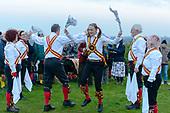 May Day Morris Dancing - Norwich 2018