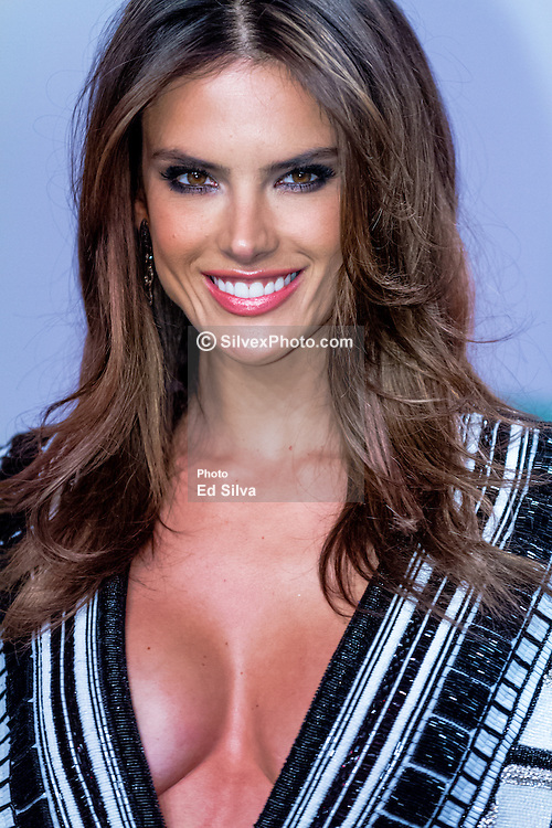 LAS VEGAS, NV - NOV 20 Super Model Alessandra Ambrosio arrives at the 2014 Annual Latin Grammy Awards on November 20, 2014 in Las Vegas, Nevada. Byline, credit, TV usage, web usage or linkback must read SILVEXPHOTO.COM. Failure to byline correctly will incur double the agreed fee. Tel: +1 714 504 6870.