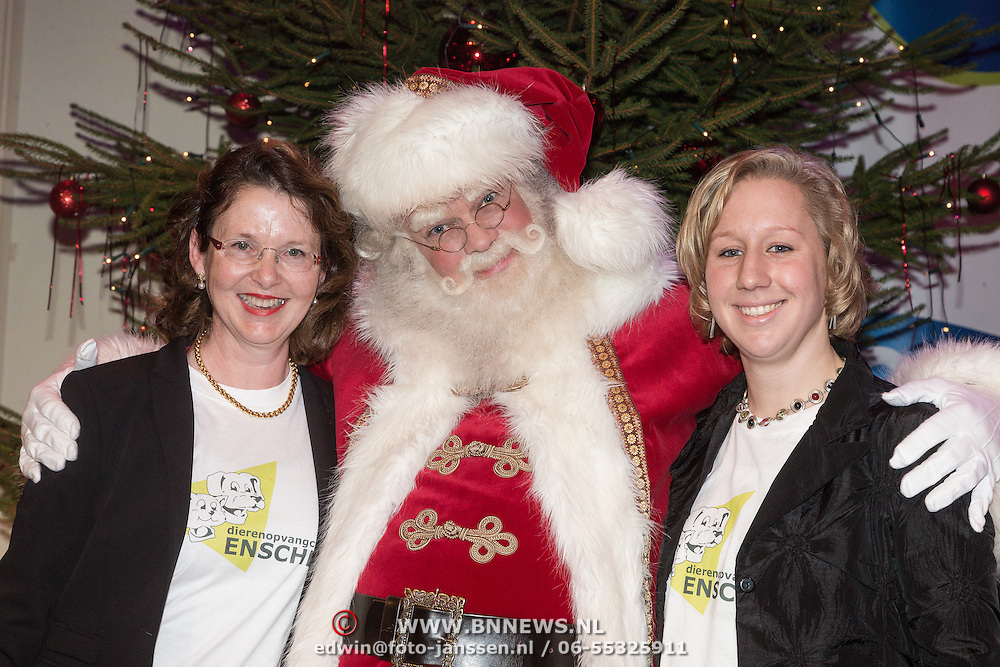 NLD/Hilversum /20131210 - Sky Radio Christmas Tree For Charity 2013,