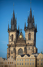 Prague, Winter 2012