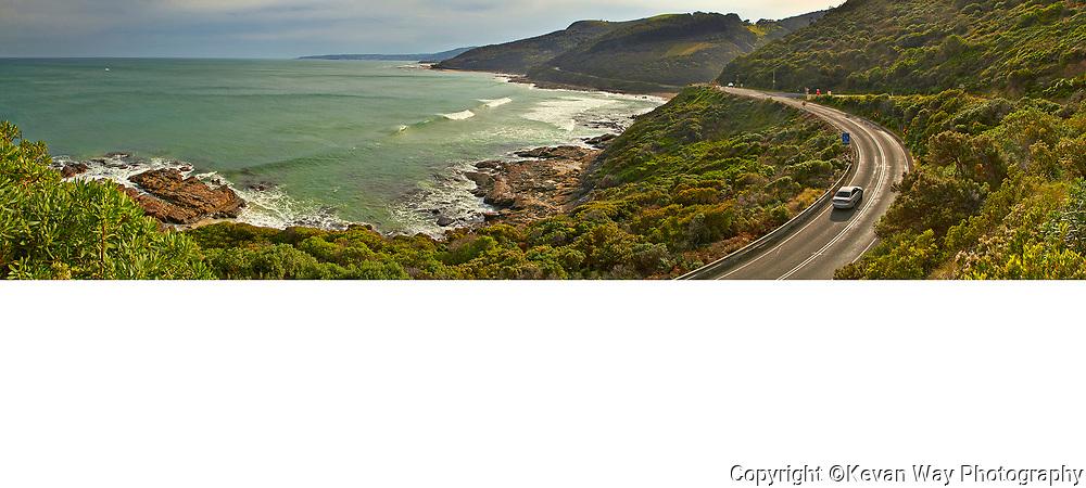 Great Ocean Road near Apollo Bay