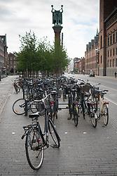 Bicycles, Copenhagen, Denmark