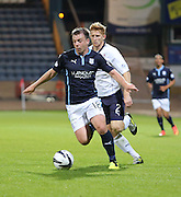 Paul McGowan - Dundee v Raith Rovers, Scottish League Cup at Dens Park<br /> <br />  - &copy; David Young - www.davidyoungphoto.co.uk - email: davidyoungphoto@gmail.com
