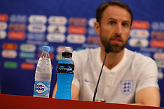 England - FIFA World Cup 2018 - Media Activity - 23 June 2018
