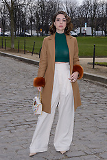 PFW Beautiful People Arrivals - 6 March 2018