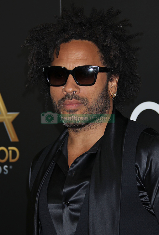Lenny Kravitz, The 20th Annual Hollywood Film Awards at the Beverly Hilton Hotel (Beverly Hills, CA.)