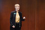 Business Etiquette Dinner, College of Business, Diversity Initiatives, Junior Executive Business Program, Student Jan Haynes- Photo by Kaitlin Owens/ © Ohio University