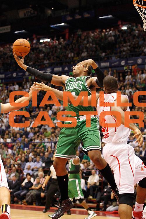 DESCRIZIONE : Milano Nba Europe Live Tour 2012 Ea7 Emporio Armani Milano Boston Celtics<br /> GIOCATORE : Jared Sullinger<br /> CATEGORIA : Rimbalzo<br /> SQUADRA : Boston Celtics<br /> EVENTO : Campionato Lega A 2012-2013<br /> GARA : Ea7 Emporio Armani Milano Boston Celtics<br /> DATA : 07/10/2012<br /> SPORT : Pallacanestro <br /> AUTORE : Agenzia Ciamillo-Castoria/G.Cottini<br /> Galleria : Lega Basket A 2012-2013  <br /> Fotonotizia : Milano Nba Europe Live Tour 2012 Ea7 Emporio Armani Milano Boston Celtics<br /> Predefinita :