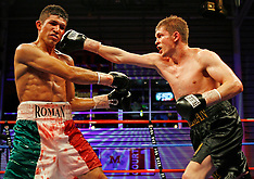 April 3, 2008: Yuri Foreman vs Saul Roman