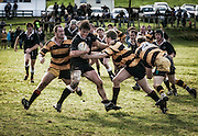 From a photo-essay on heartland rugby that was published in North &amp; South in 2011 during the 2011 World Rugby Cup.<br />