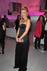 DIANA JENKINS at the launch of Project PEP to benefit the Elton John Aids Foundation hosted by Tamara Mellon and Diana Jenkins in association with Jimmy Choo held at Selfridges, Oxford Street, London on 29th October 2009.