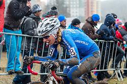Alice Maria Arzuffi (ITA), Women Elite, Cyclo-cross World Championships Tabor, Czech Republic, 31 January 2015, Photo by Pim Nijland / PelotonPhotos.com